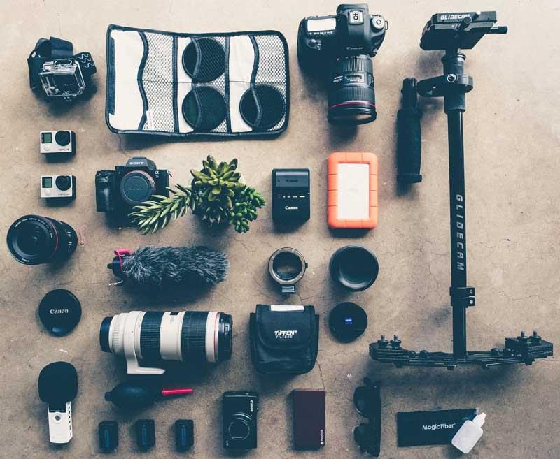 equipement video et photo picmediaprod