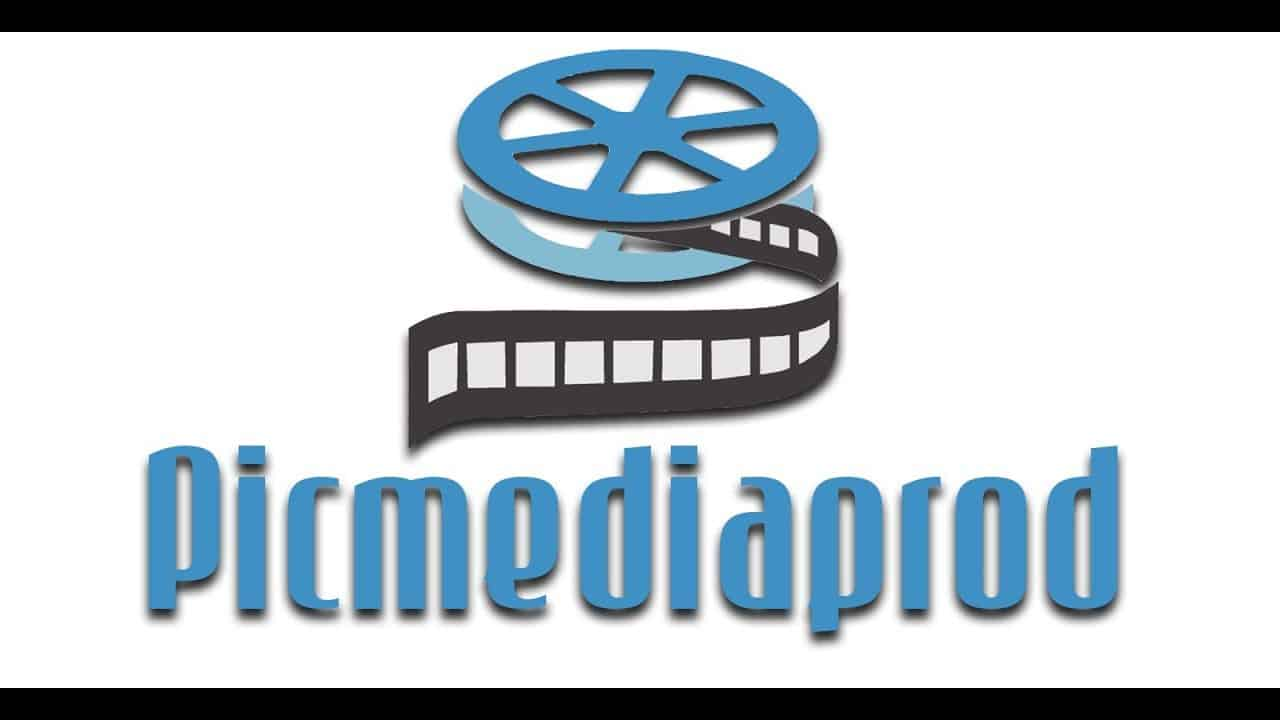 logo picmediaprod production audiovisuel
